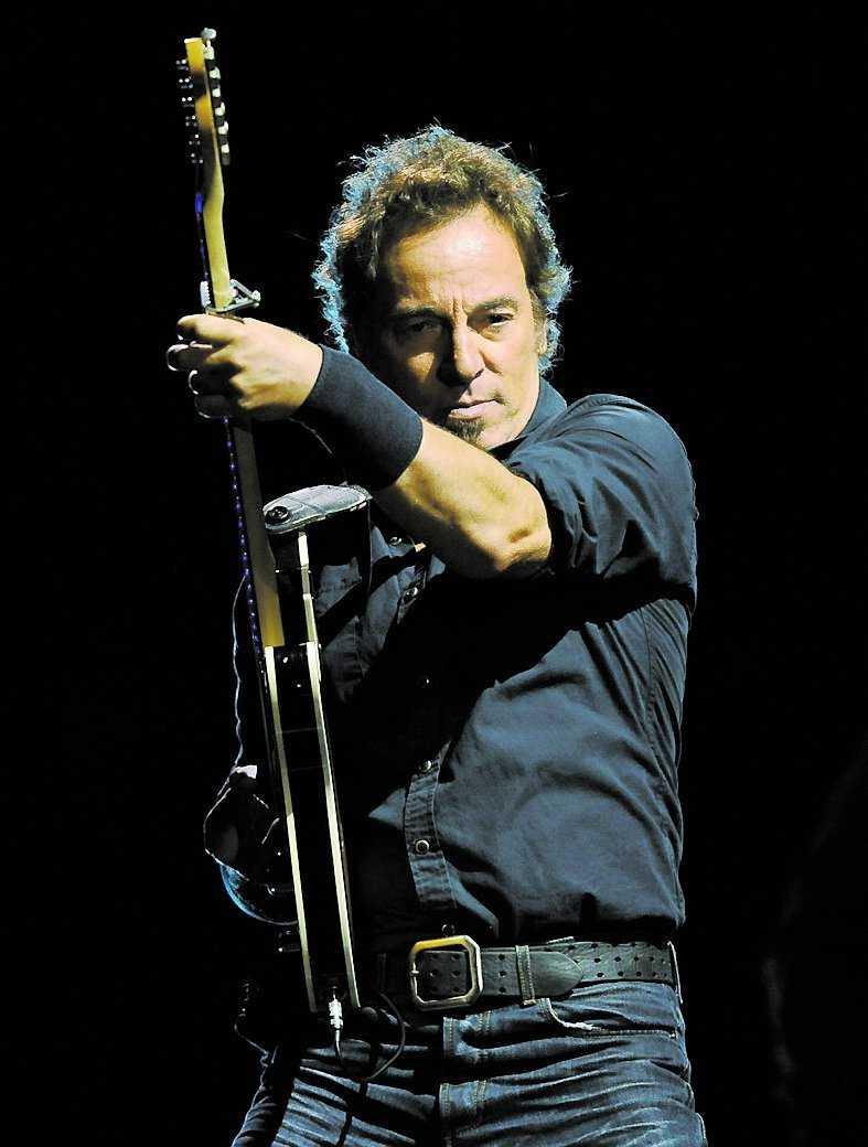Bruce Springsteen kommer antagligen inte...