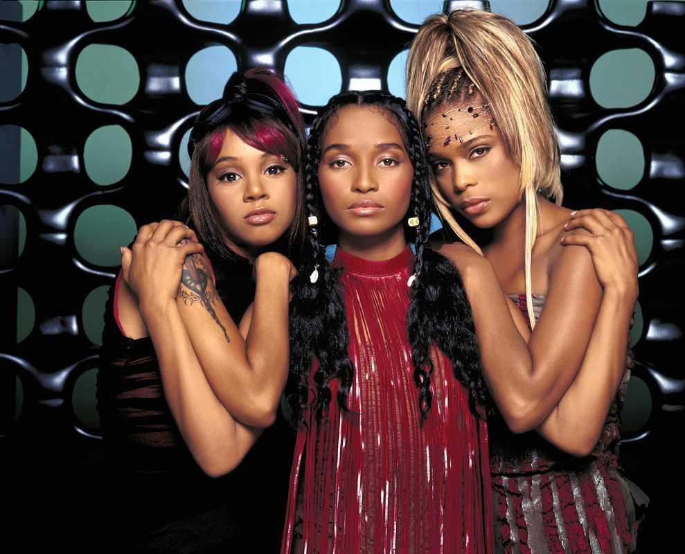 TLC var en av 1990-talets största och mest framgångsrika r'n'b-grupper.