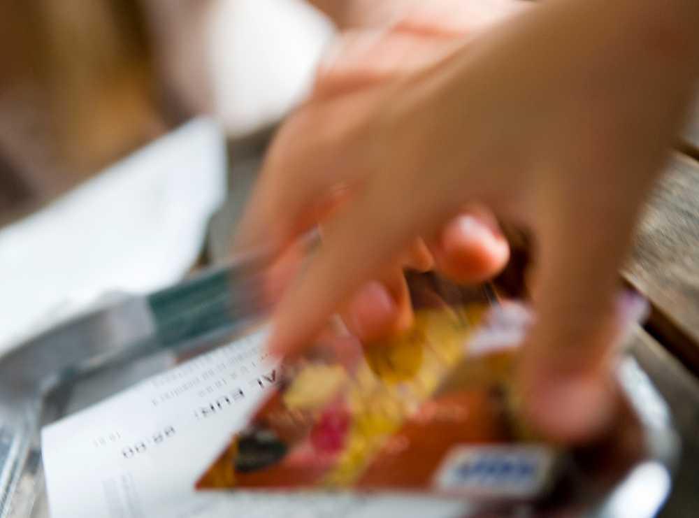 200 000 personer har utsatts för ID-kapning i Sverige det senaste året.