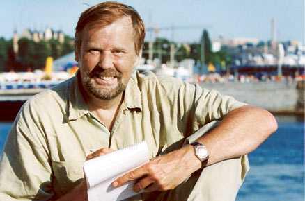 Lennart Arnstad, journalist på Aftonbladet i 27 år, dog på söndagen när han var ute och cyklade.