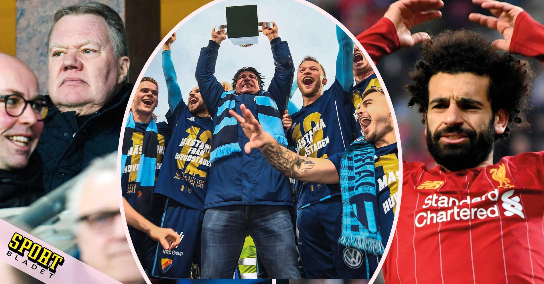 """Så löser Uefa allsvenska kaoset: """"Slaktar heliga kor"""""""