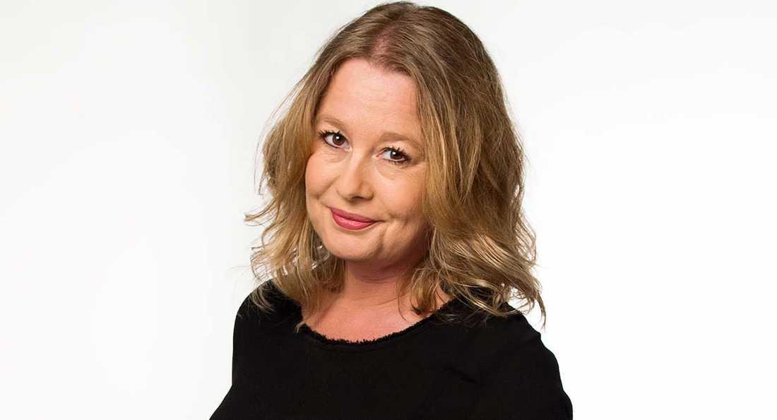 Åsa Linderborg, kulturchef på Aftonbladet.