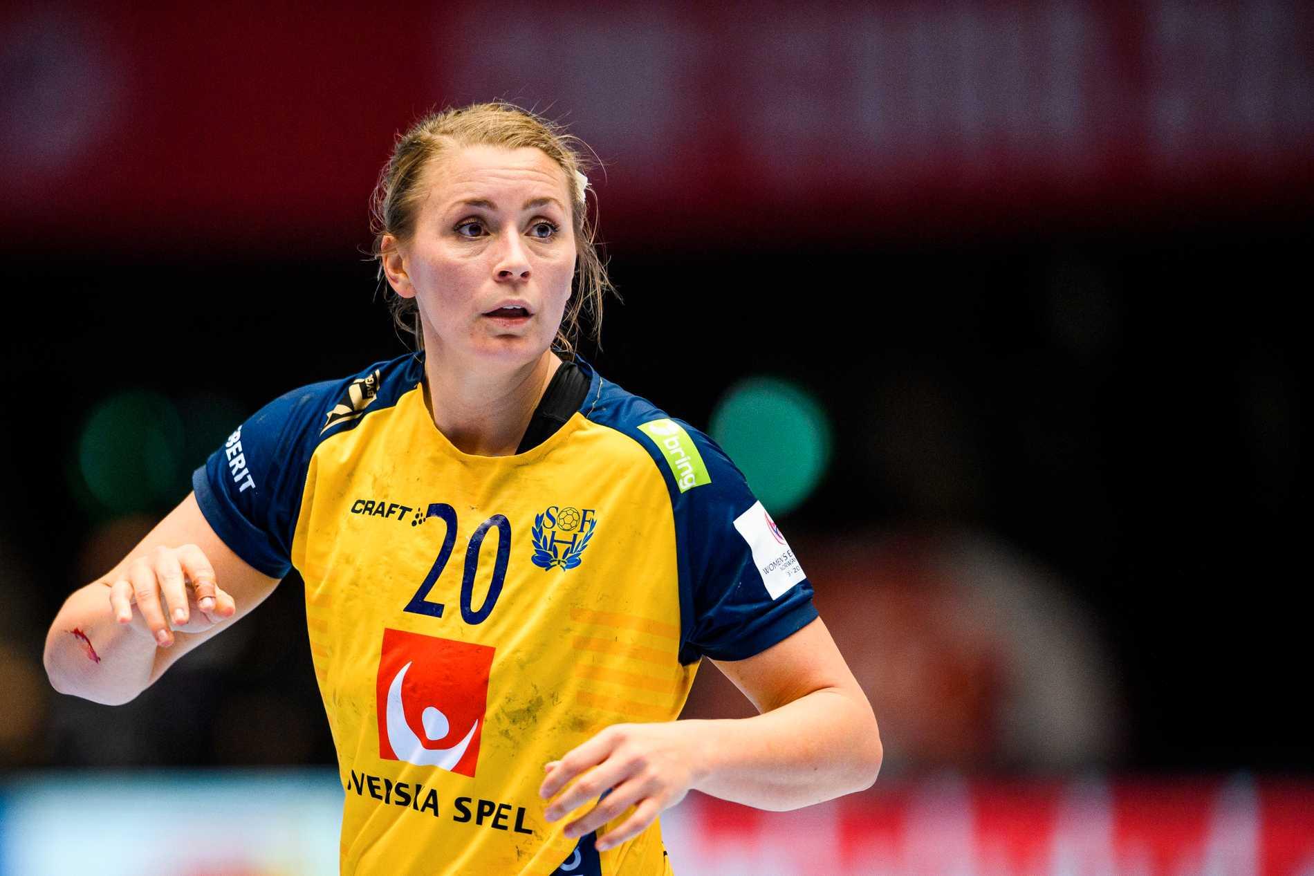 Isabelle Gulldén slutade i landslaget i december 2020.