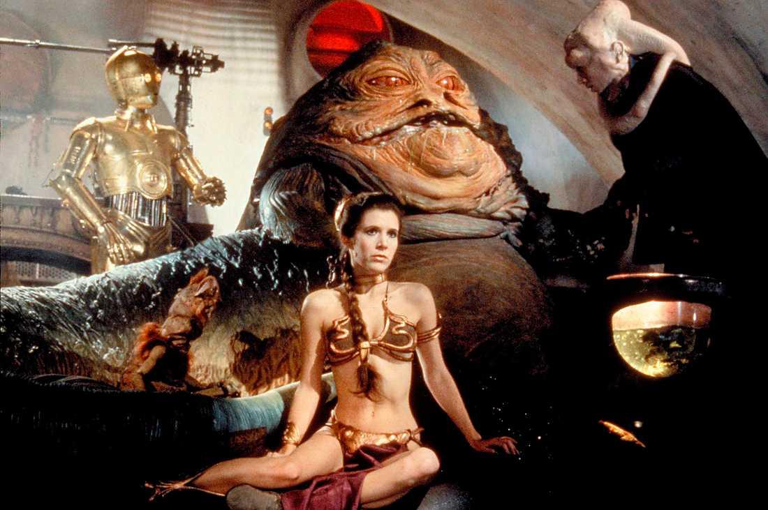 """Orimligheterna staplar sig i de sex """"Star wars""""-filmerna."""