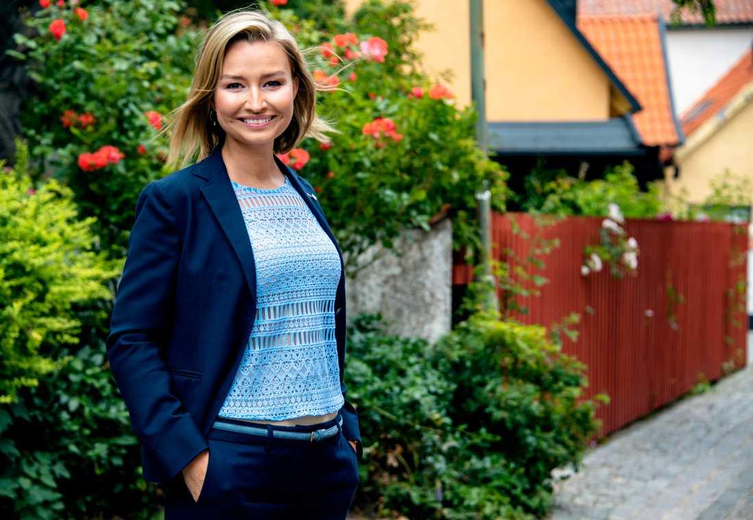 Ebba Busch Thor (KD).
