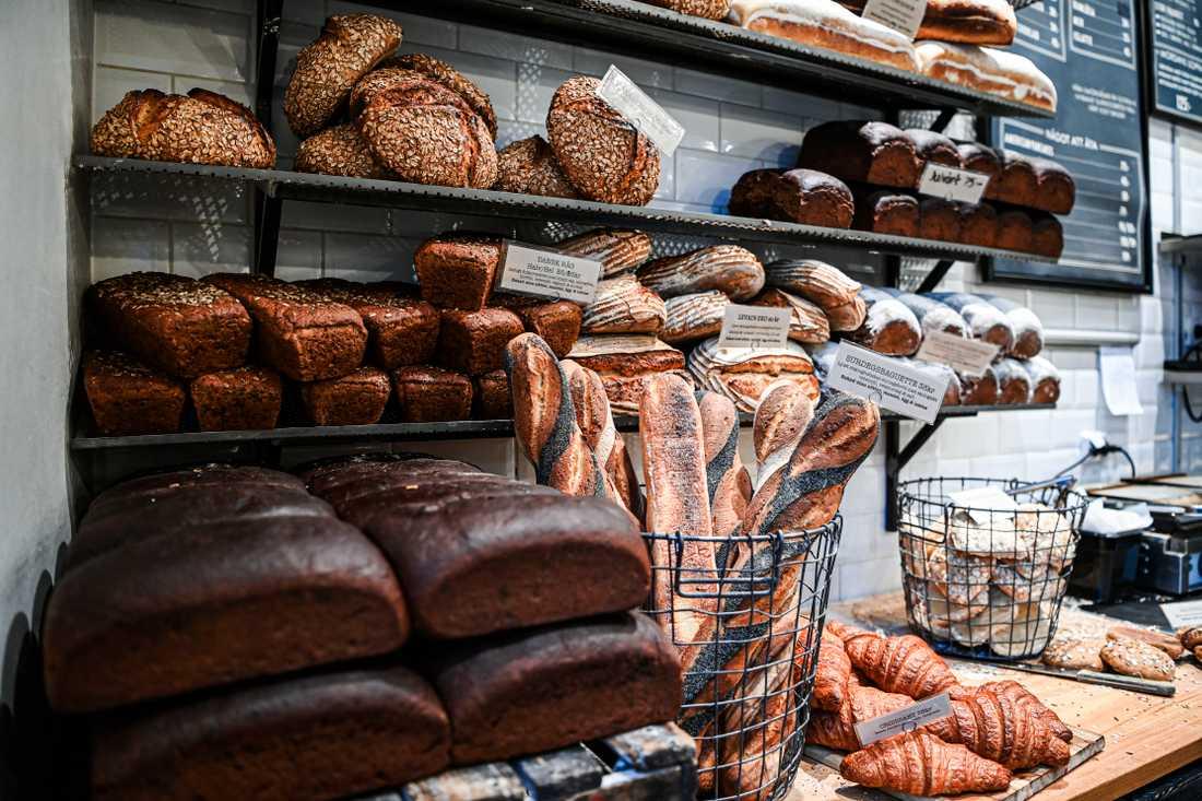Gott och färskt bröd. Men det finns många sätt att ta hand om brödet även när det blivit torrt.