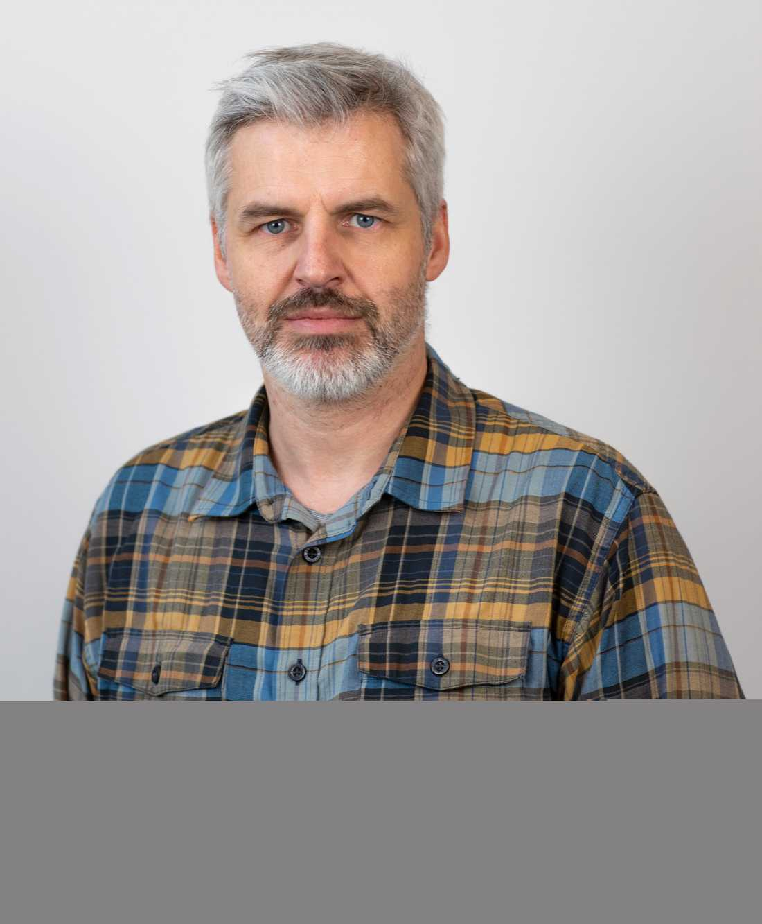 Daniel Faria, forskningsledare vid FOI med fokus på rymdfrågor, menar att risken för konflikter i rymden har ökat markant. Arkivbild.