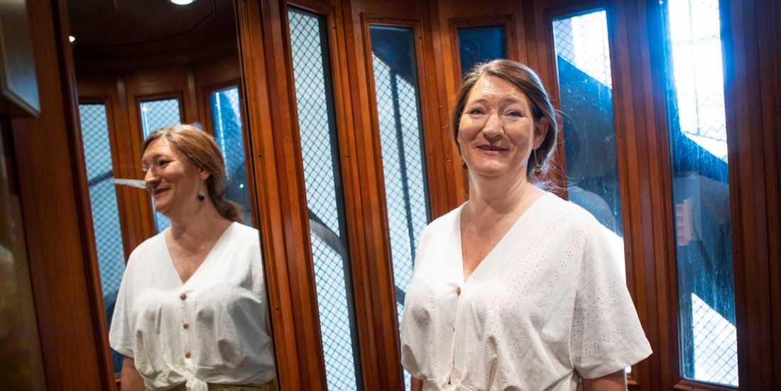 Susanna Gideonsson väntas bli ordförande i LO.