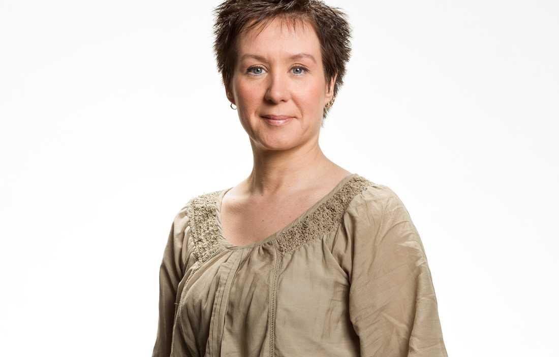 Agneta Claesson på Pensionsmyndigheten.