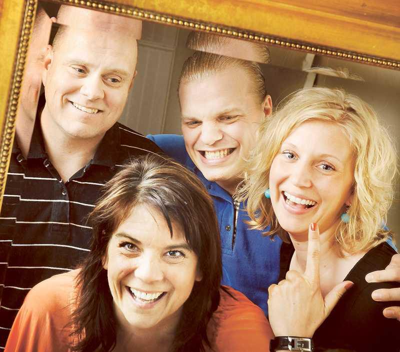 FYRA NYANSER AV VITT Aftonbladets testpanel bestående av Tomas Ros, Lotta Catani, Linus Hedrén och Maria Lothsson testade olika metoder för att få vitare tänder - vissa mer lyckade än andra.