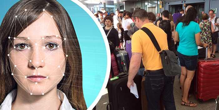 Nästa år börjar flygplatsen Heathrow med ansiktsscanning.