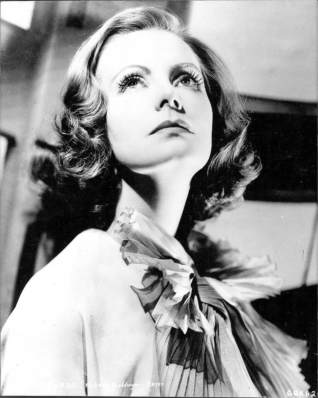 hade flickvän Greta Garbo (1905–1990), född Gustafsson, var en av världens största filmskådespelare på 1920- och 1930-talen.