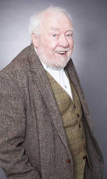 Freddie Jones blev 91 år gammal.