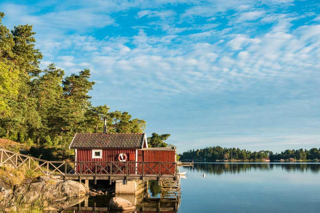 Det finns massor av stugor att hyra över hela Sverige.