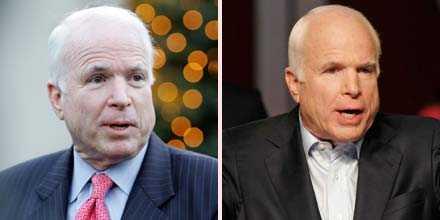 skulle vunnit John McCain var klar oddsfavorit att vinna valet före Obama i december 2006. Sportbladet Spel ger dig en unik inblick i hur oddsen svängt under knappa två år.