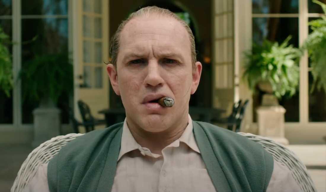 "Tom Hardy i ""Capone""."