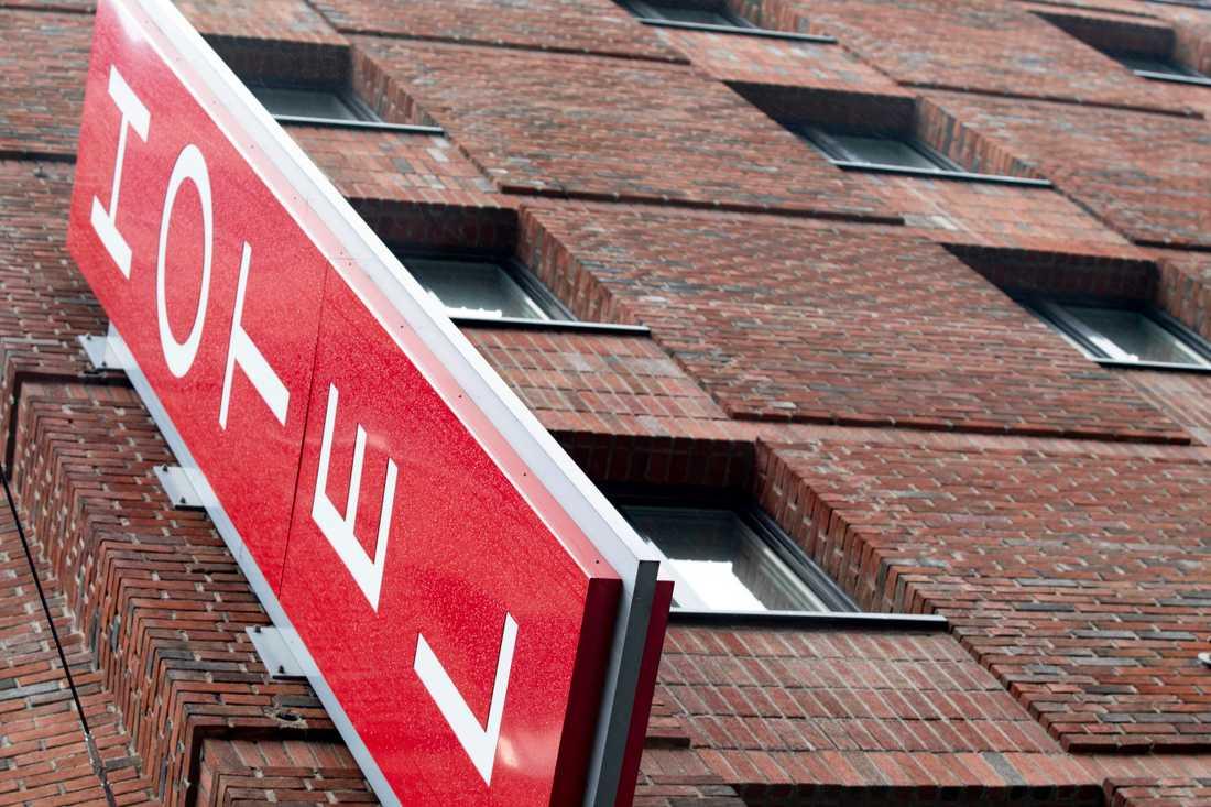 Hotellnäringen hör till de branscher som drabbats hårdast av coronakrisen. Arkivbild.