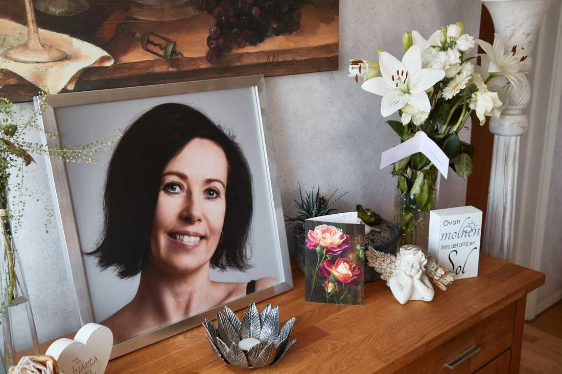 Camilla Lindskog, 52, reste till Schweiz för att avsluta sitt liv.