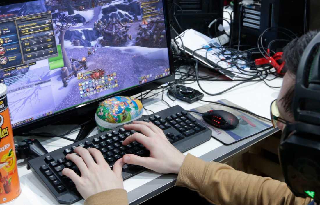 Överdrivet dataspelande kan snart räknas som en hälsorisk av WHO.