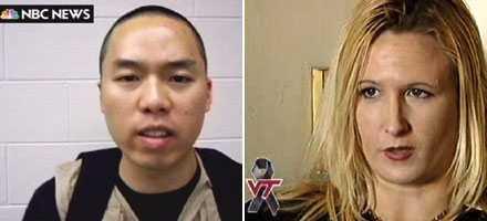 Förhörd av FBI Chastity Frye berättar om sitt möte med Virginia Tech-mördaren Cho Seung-hui.
