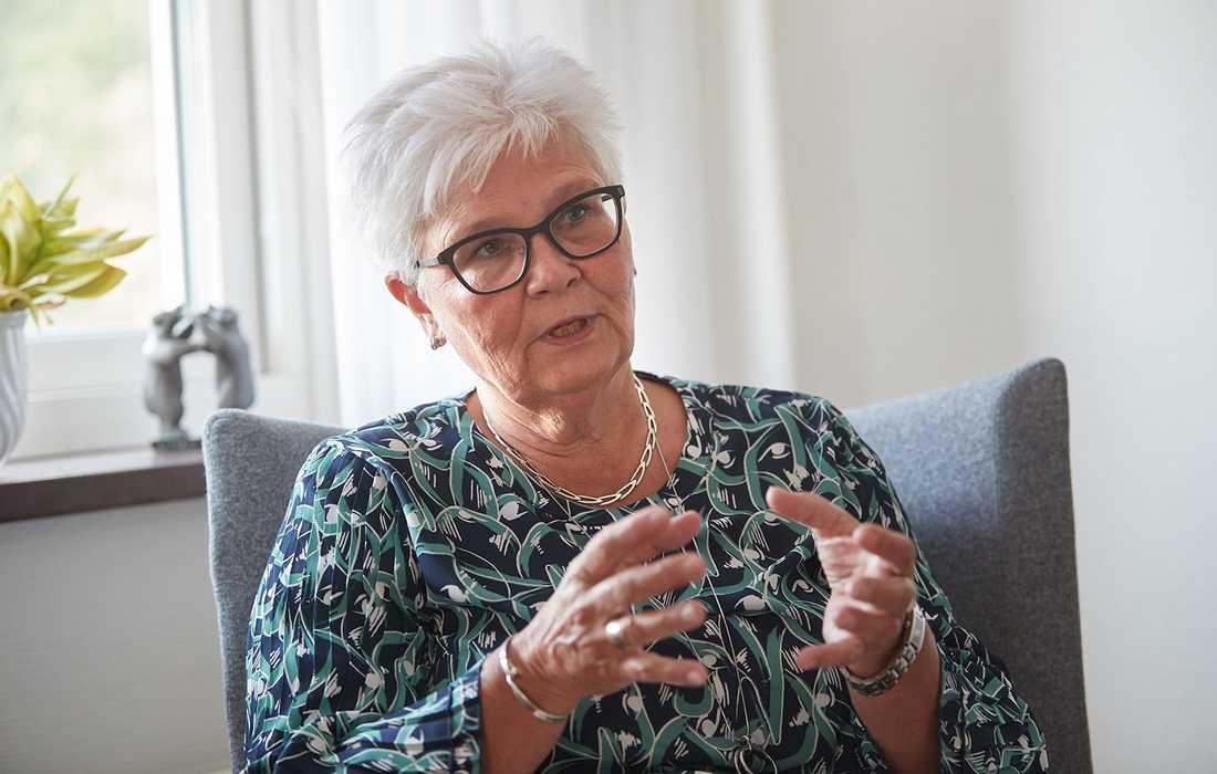 Carina Zachau (M), kommunstyrelsens ordförande i Örkelljunga, menar att hennes parti inte lyssnat tillräckligt mycket på väljarna.