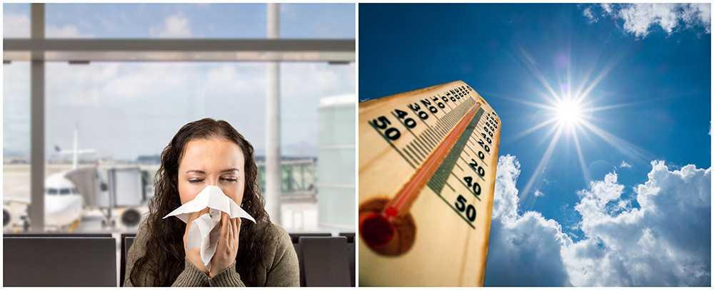 Augusti och januari är månaderna då vi svenskar gärna låtsas vara sjuka för att vara lediga.