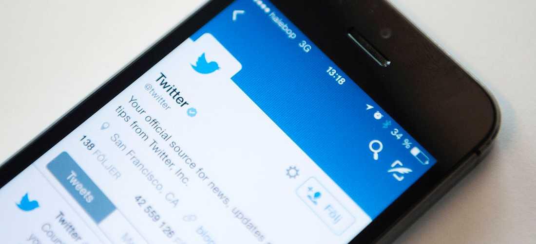 Twitter tillät inte spridningen av en story om Joe Biden och eventuella kontakter i Ukraina.