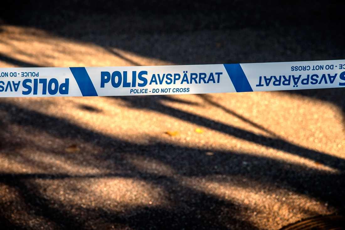 En man har knivskurits i Angered i Göteborg. Arkivbild.