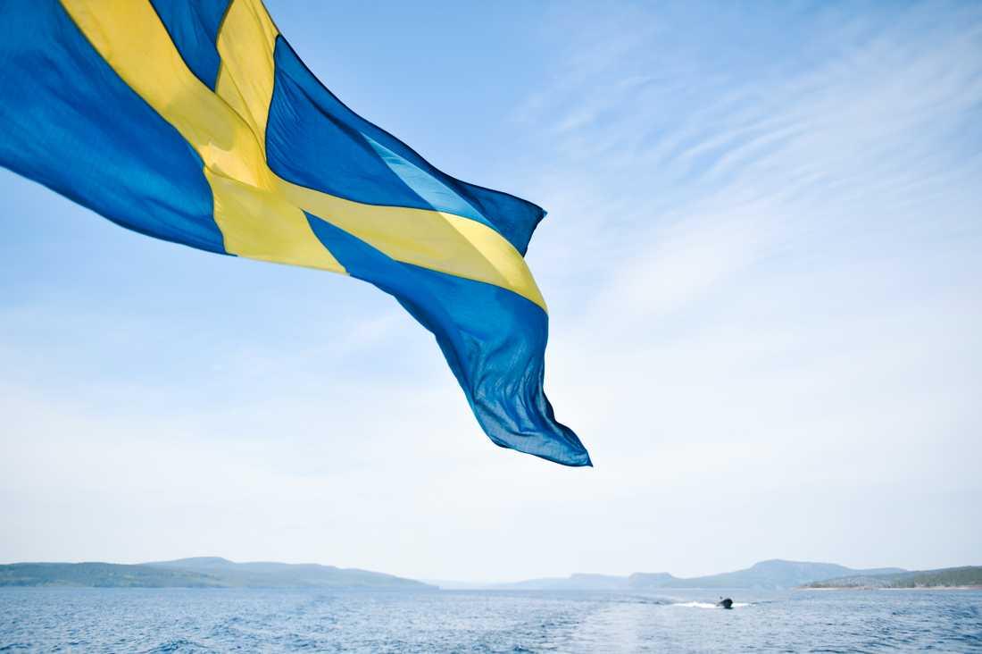 SAS konstaterade det självklara, att allt skandinaviskt inte är så skandinaviskt.