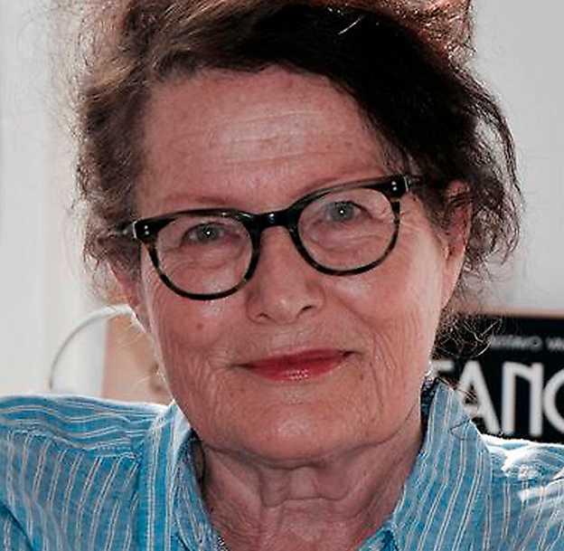 """Sigrid Combüchen (f 1942) är författare och kulturjournalist. 2010 fick hon Augustpriset för """"Spill – en damroman""""."""