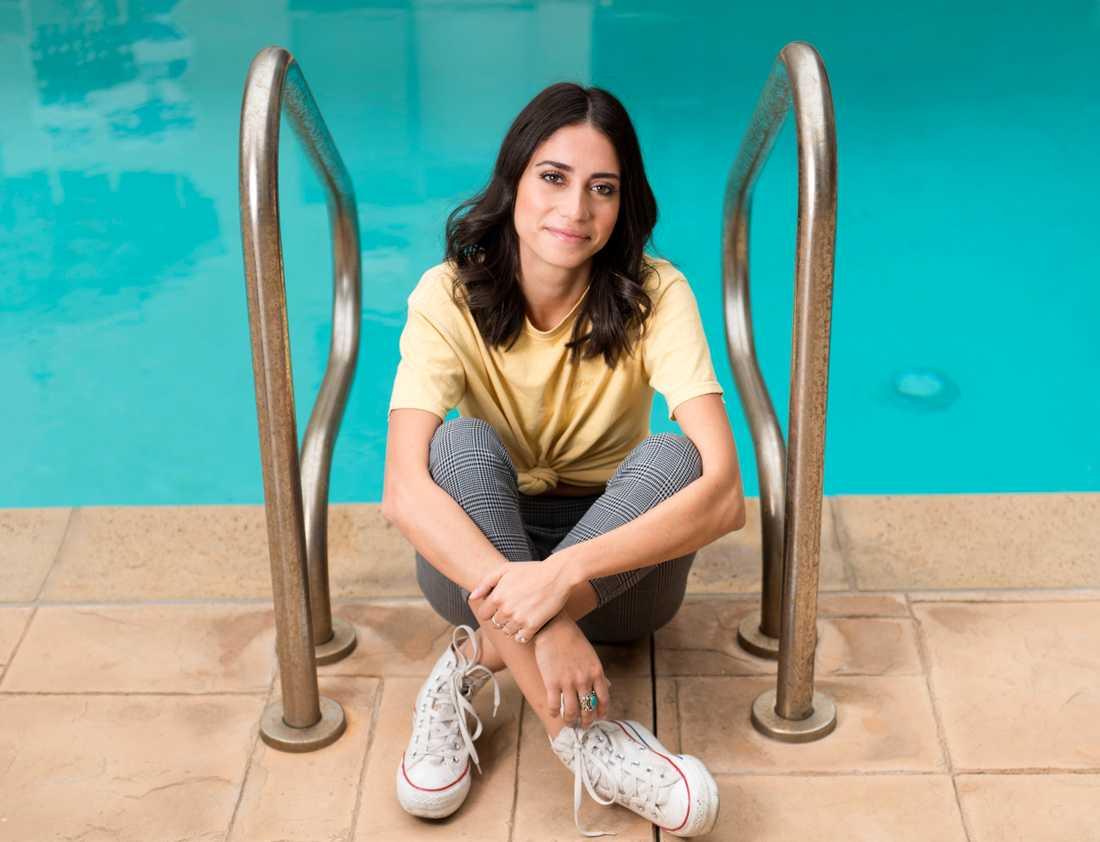 Ines Milans var bara 19 när hon stack till USA för att bli skådespelerska.