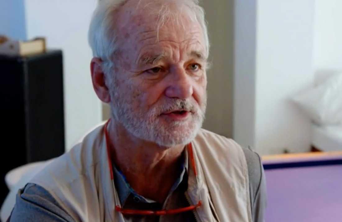 """I """"Parneviks"""" berättar Bill Murray om den ökända festkvällen i Stockholm som slutade i fängelset."""