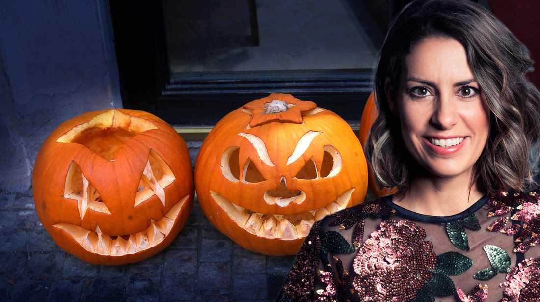 Nina Campioni skriver om halloween.