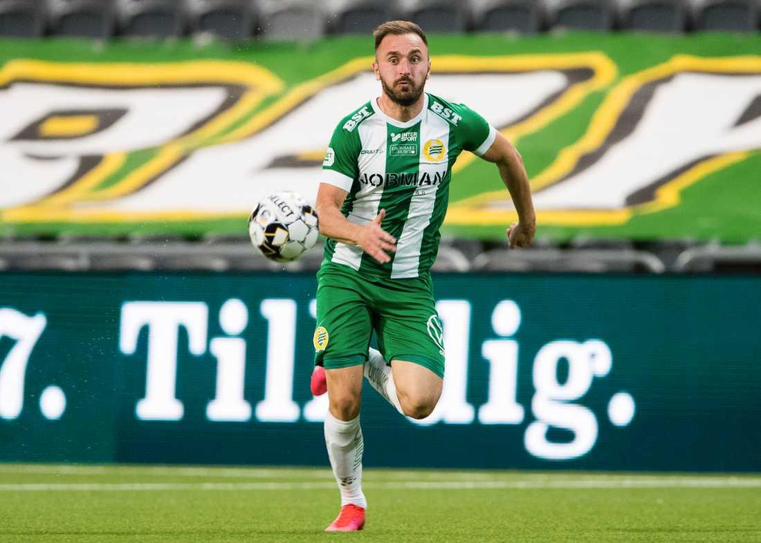 Tankovic är redo för IFK Göteborg.