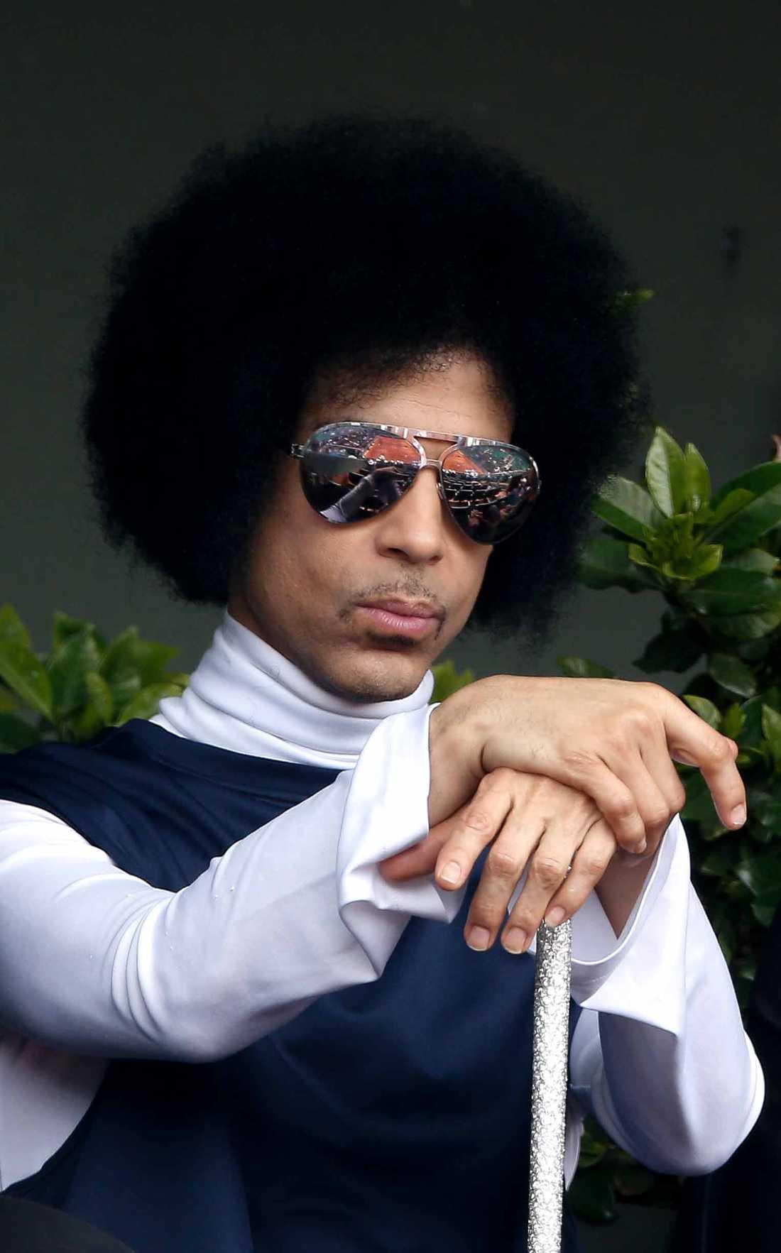 Prince i Paris 2014.