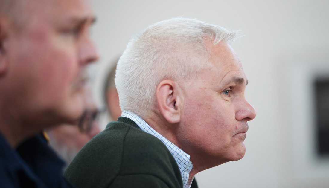 Lars Jerrestrand, tillförordnad kommunchef, Marks kommun.