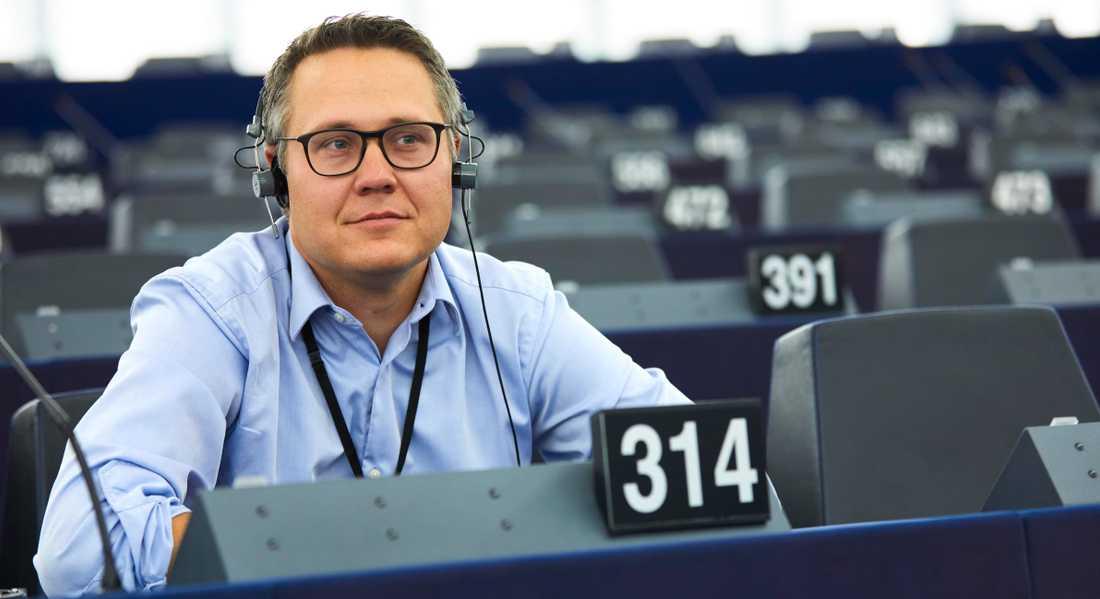 EU-parlamentarikern Johan Danielsson.