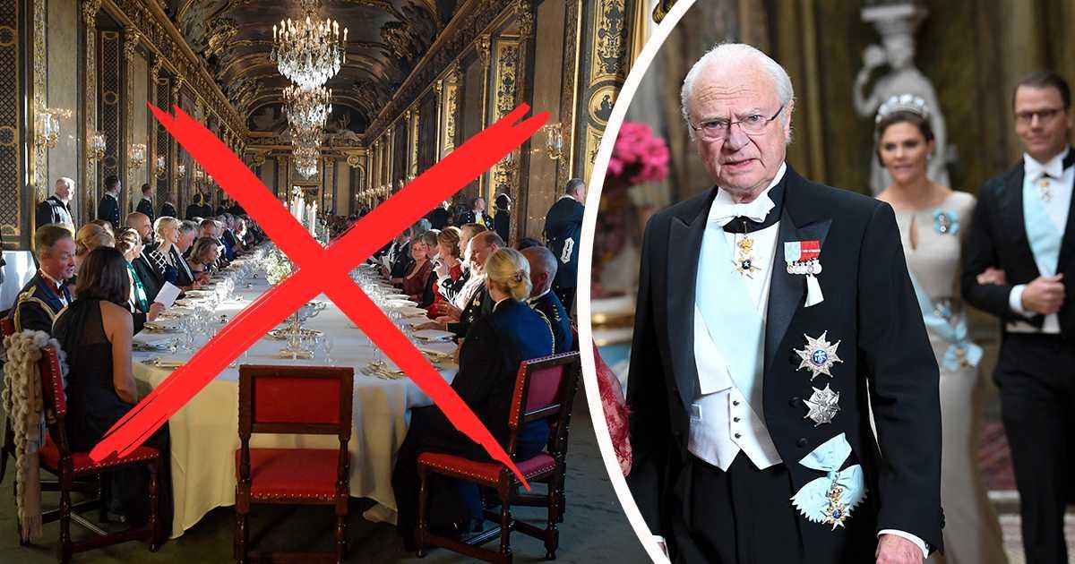 Hovets krisplan för kungafamiljen