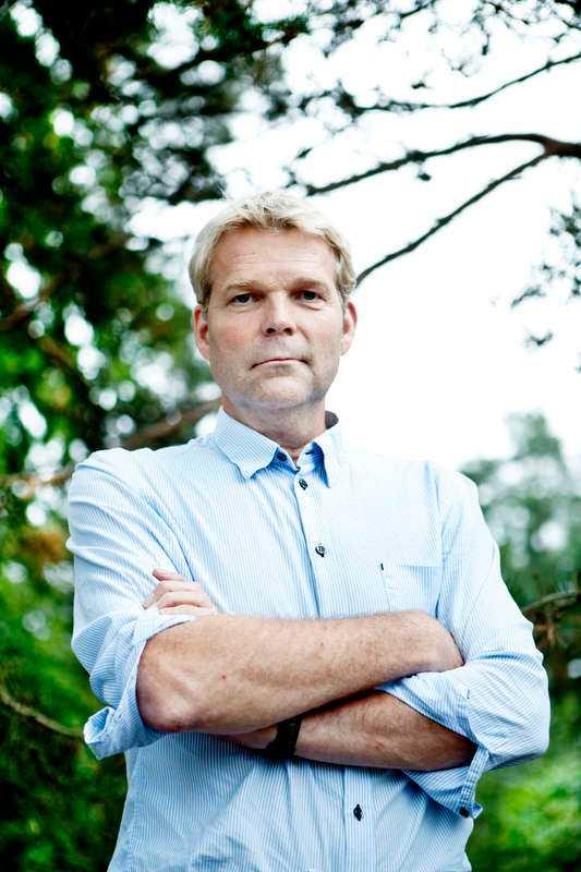 Stefan Branth är överläkare och specialist i internmedicin.