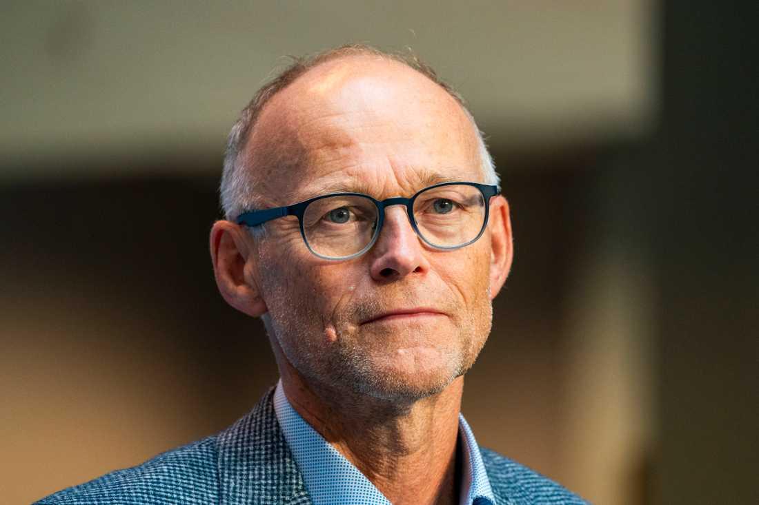 Frode Forland, på norska Folkhälsoinstitutet.
