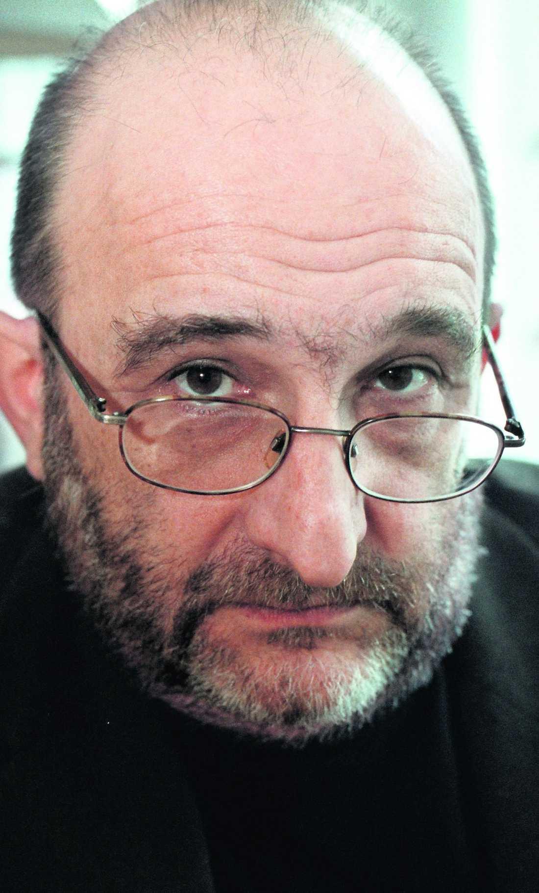 Kriminologiprofessor Jerzy Sarnecki.