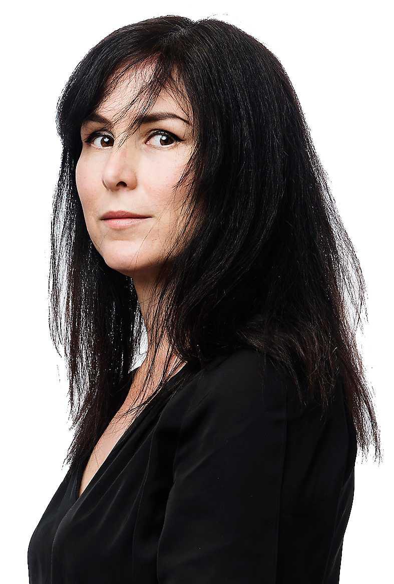 Nina Hemmingsson, tecknare.