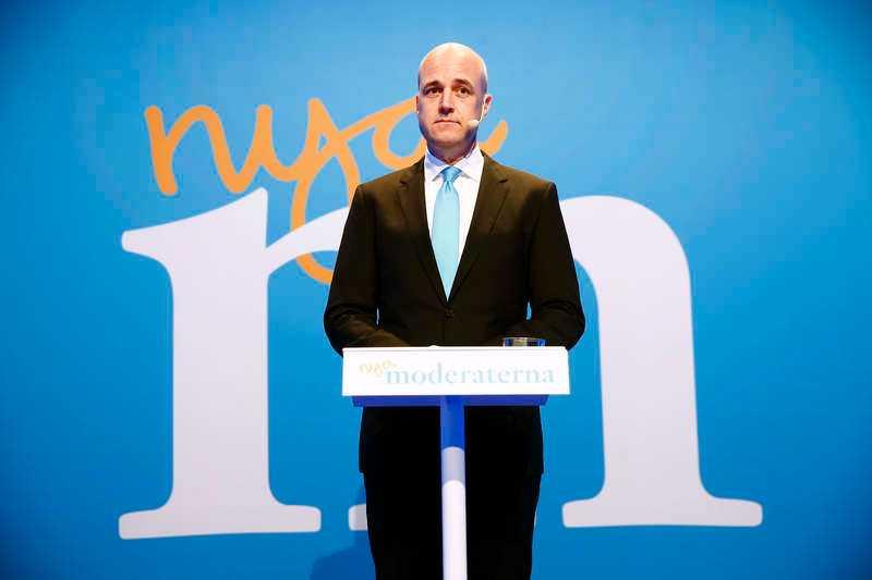 Fredrik Reinfeldt slutar som partiordförande för Moderaterna efter elva år på posten.