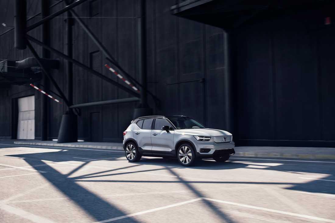 Volvos vd tror att ett förbud mot bensin- och dieselbilar skulle vara rätt väg att gå. Arkivbild.