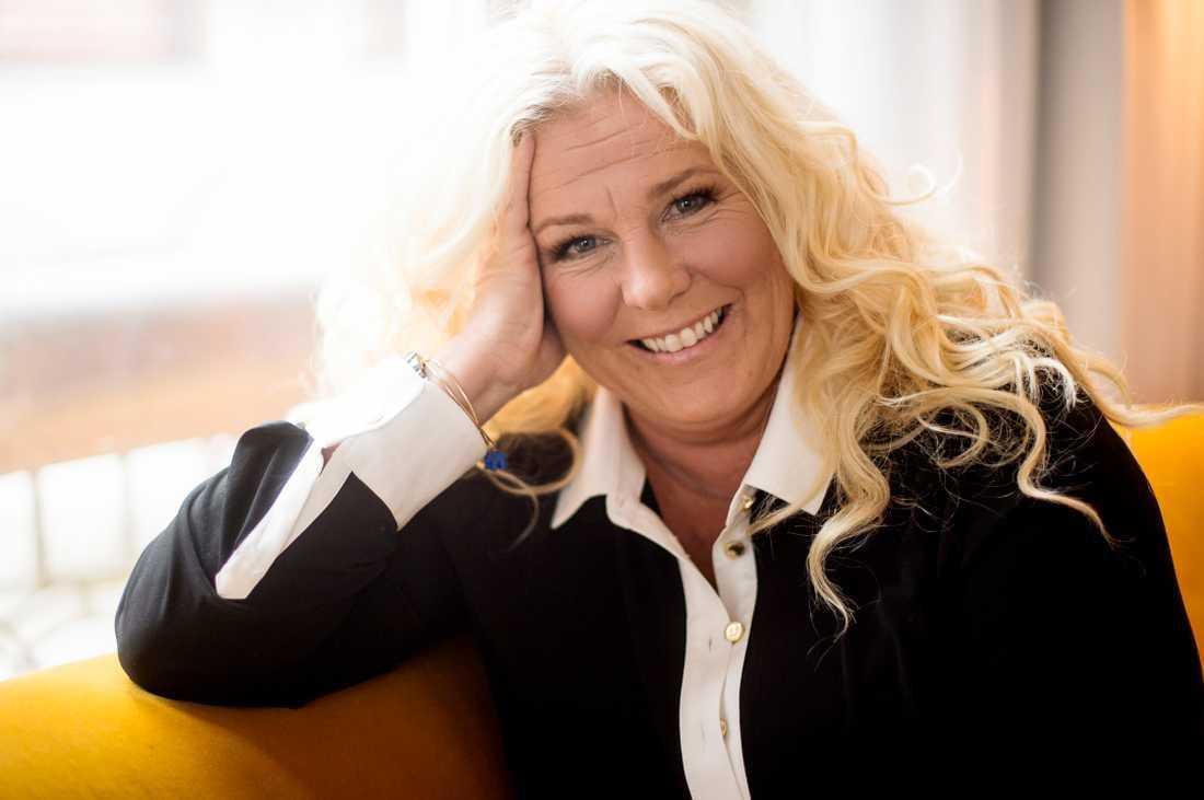 """Mia Parnevik, känd från tv-programmet """"Parneviks"""", hustru till Jesper Parnevik och mamma till exempelvis Peg Parnevik."""