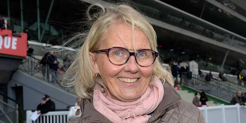 Marjaana Alaviuhkola, ordförande för Svensk Travsport samt UET.