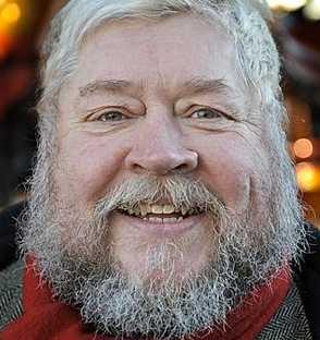 Peter Harryson är från Norrköping.