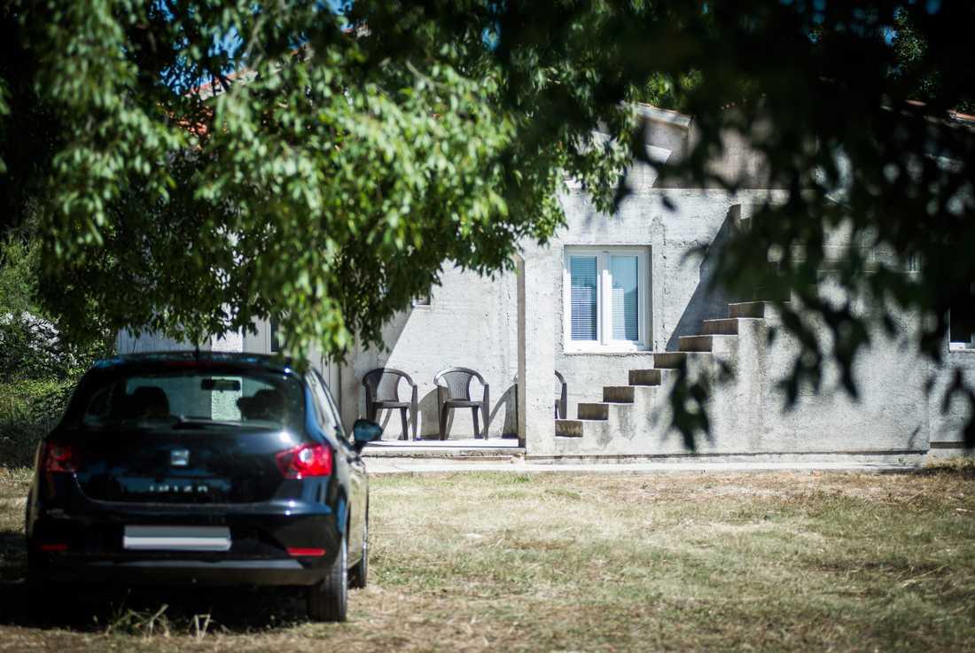 En svensk kvinna har hittats död i Kroatien.