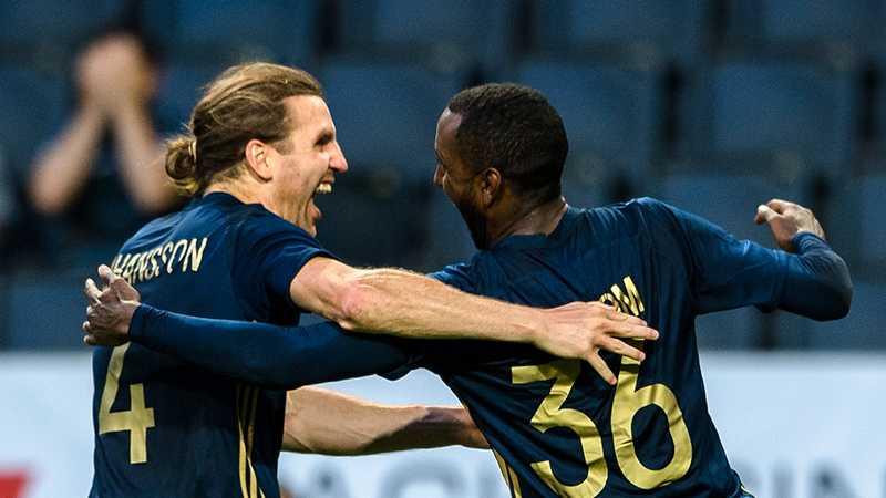 Henok Goitom ny lagkapten i AIK efter Nisse Johansson  e95a301e045d2