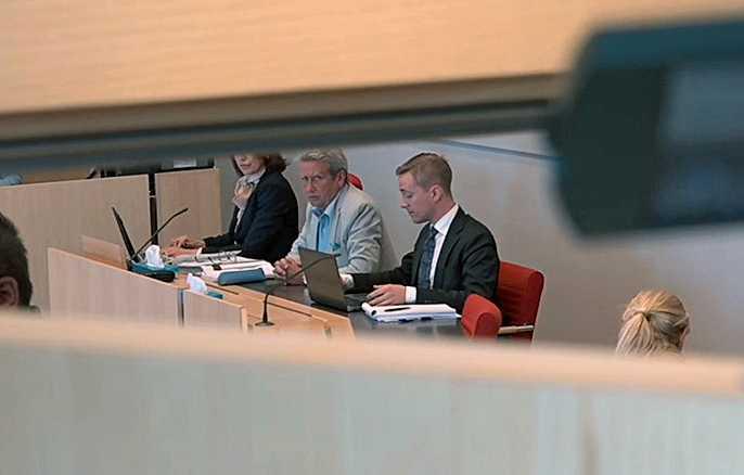 Martin Timell rättegång